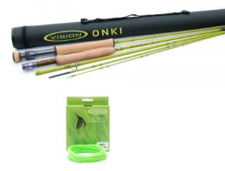 Vision Onki with Free Flyline