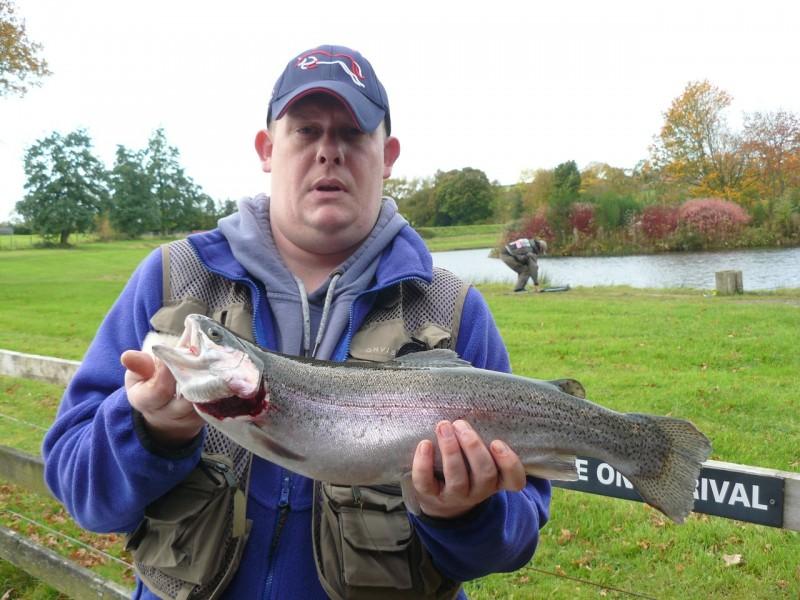 Lance's trout